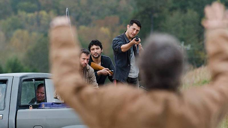 Review | The Walking Dead – 6×15: East