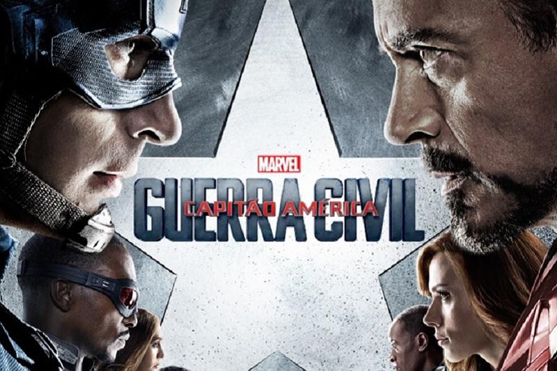 Crítica   Capitão América: Guerra Civil