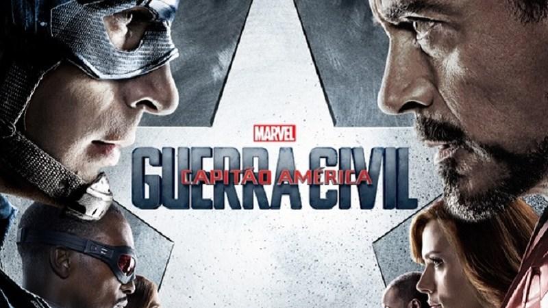 Crítica | Capitão América: Guerra Civil
