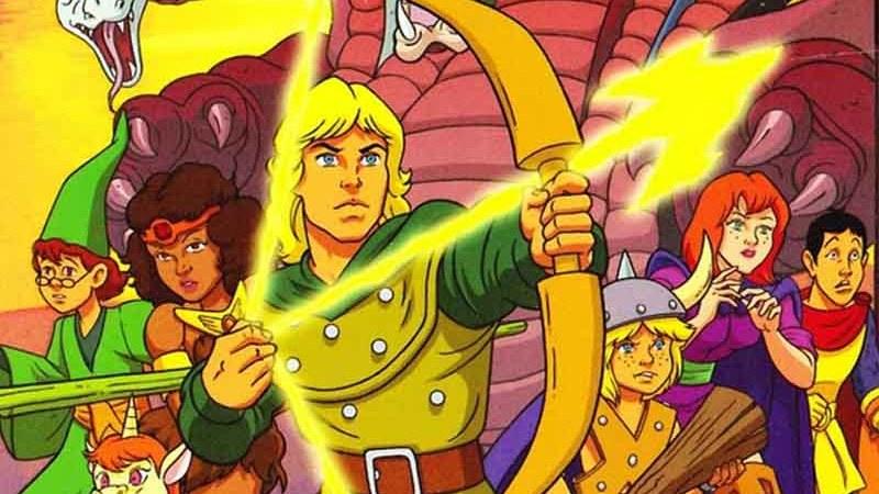 A Nostalgia Era Melhor Antigamente: Caverna do Dragão – O Filho do Astrólogo