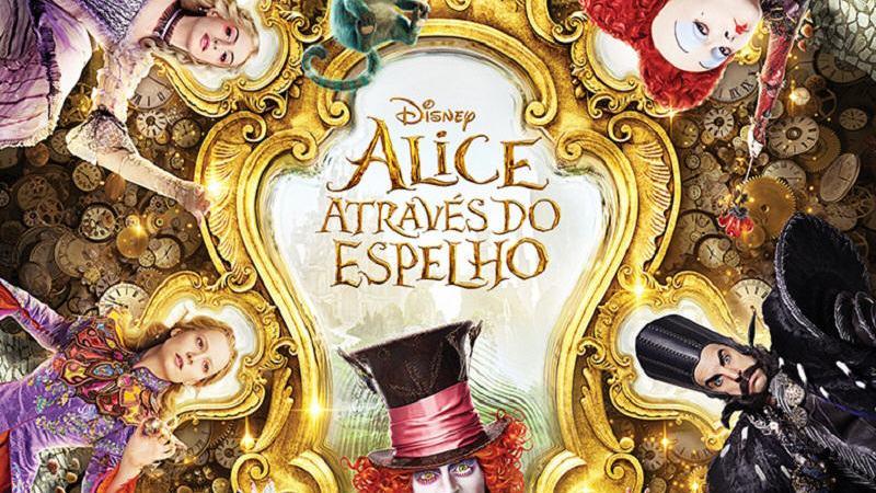 Crítica | Alice Através do Espelho