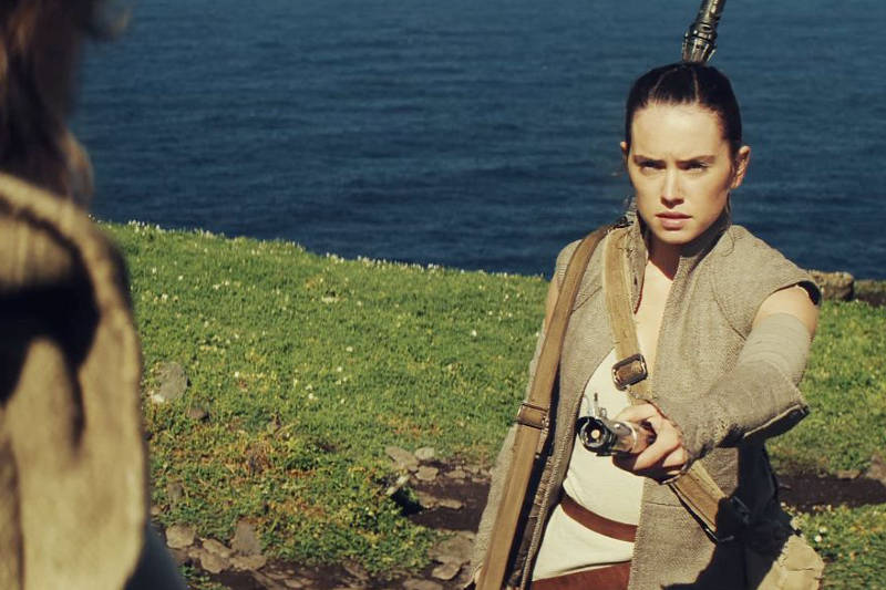Star Wars Episódio VIII: Rian Johnson compartilha fotos do set