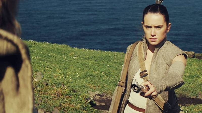Star Wars Episódio VIII: Rian Johnson compartilha fotos do set