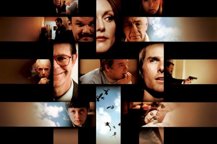 Resultado de imagem para filme magnolia 1999