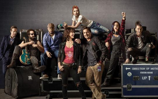 Review   Roadies - 1ª Temporada