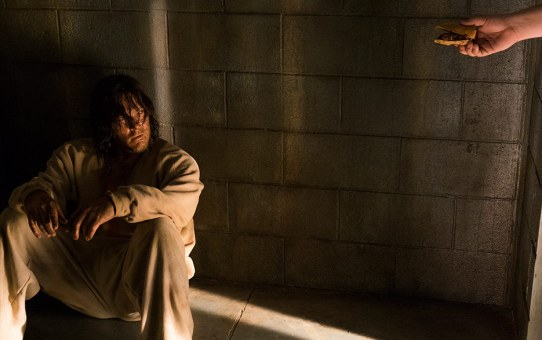 Review   The Walking Dead - 7x03 - The Cell