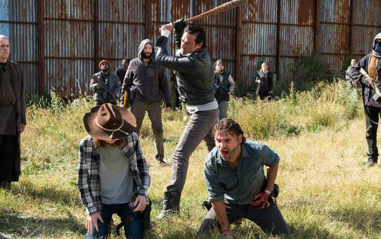 Review   The Walking Dead – 7×16: The First Day of the Rest of Your Life