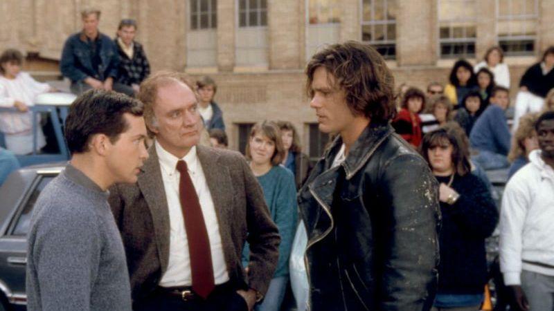 Cine Nostálgico   Te Pego Lá Fora (1987)