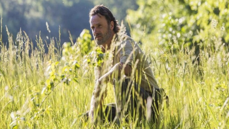 Review   The Walking Dead – 8×01: Mercy