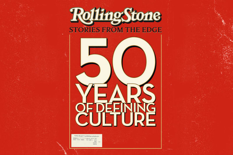 Crítica | Rolling Stone: Stories From the Edge