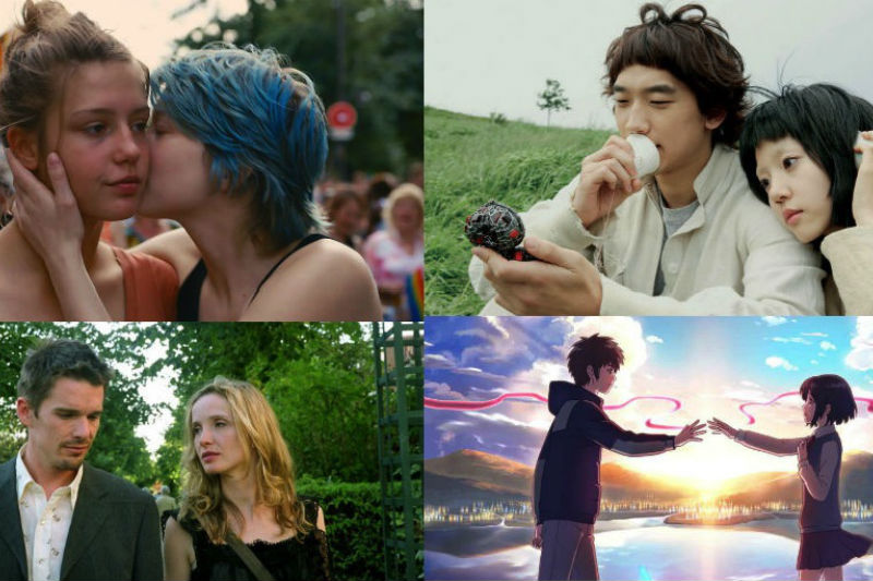 4 Filmes para um Dia dos Namorados Especial