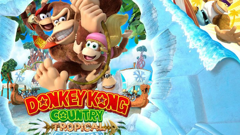 Review   Donkey Kong Country: Tropical Freeze