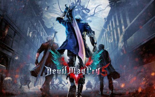 E3 2018 | Devil May Cry 5 - Primeiras Impressões