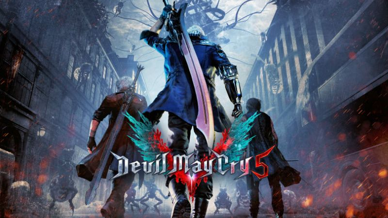 E3 2018 | Devil May Cry 5 – Primeiras Impressões