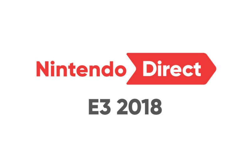 E3 2018 | Conferência da Nintendo