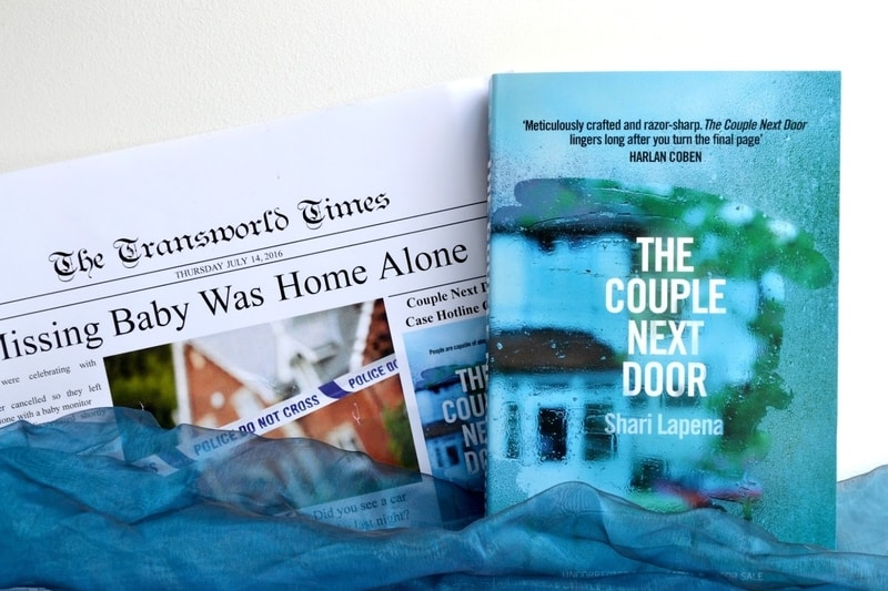 Resenha de Livro | O Casal que Mora ao Lado