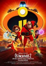 Os Incríveis 2, cartaz