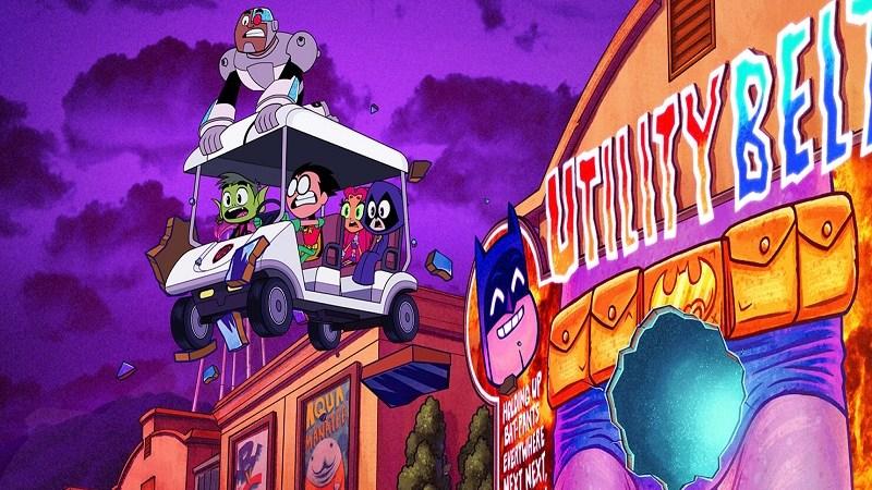 Crítica   Jovens Titãs em Ação! Nos Cinemas (Teen Titans Go! To the Movies)