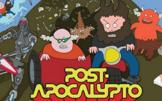 Review | Tenacious D: Post-Apocalypto