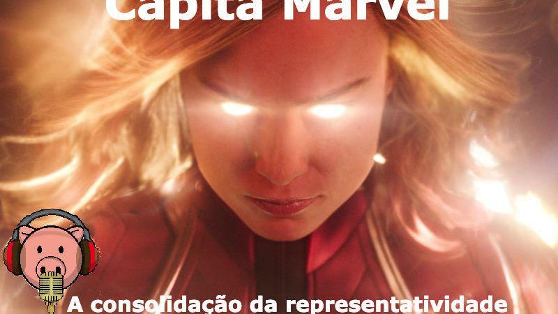 Varacast #40 – Representatividade feminina nos filmes de herói
