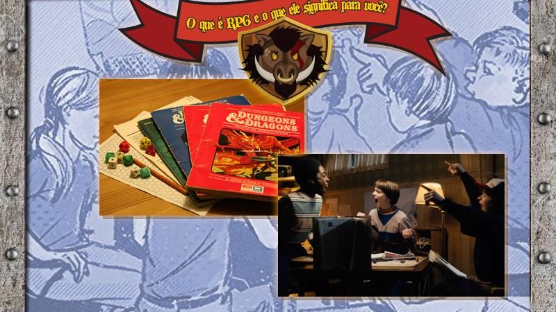 TdL #03 – O que é RPG e o que ele significa para você?