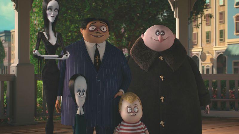 Crítica | A Família Addams (The Addams Family)