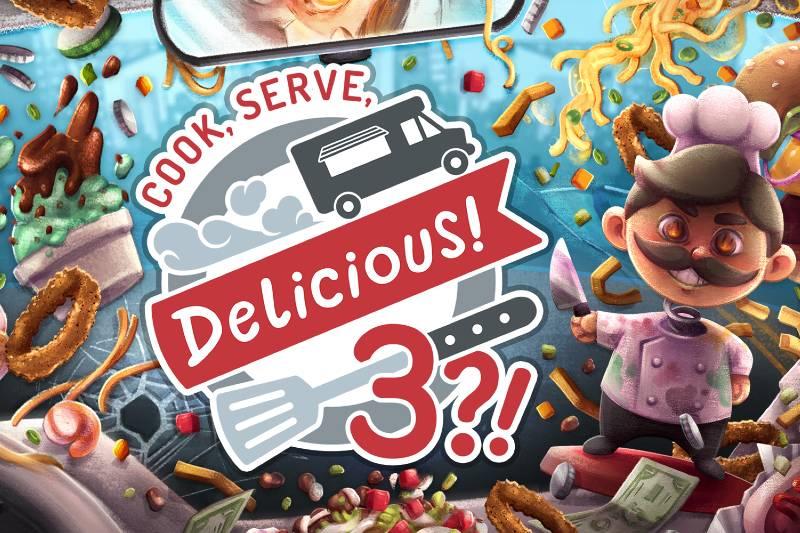 Preview | COOK, SERVE, DELICIOUS! 3?!