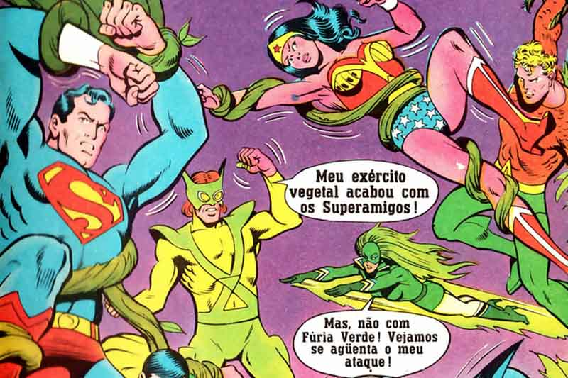 A Nostalgia Era Melhor Antigamente: Superamigos – Como Era Verde a Minha Gotham!