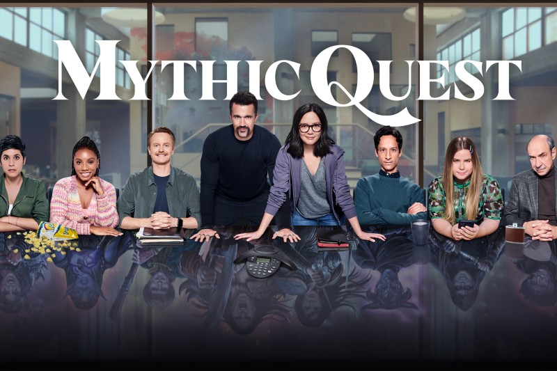 Review   Mythic Quest