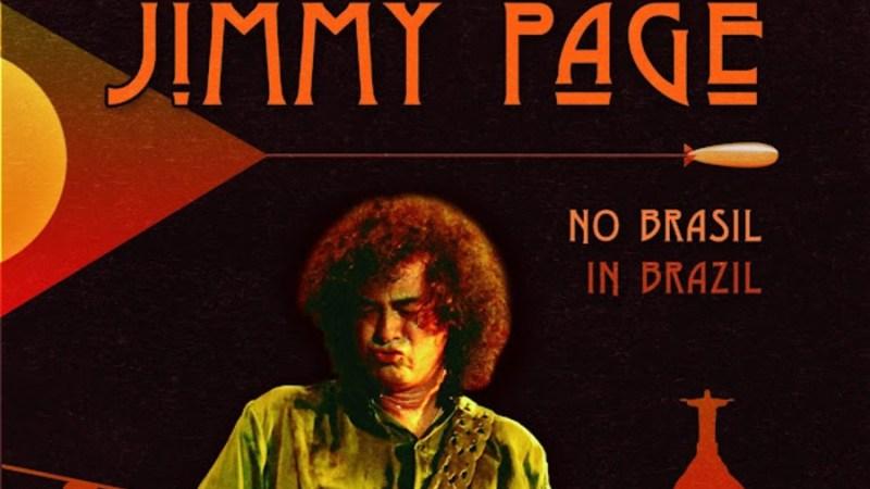 Resenha de Livro | Jimmy Page no Brasil