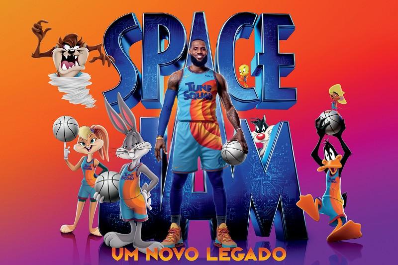 Crítica   Space Jam: Um Novo Legado