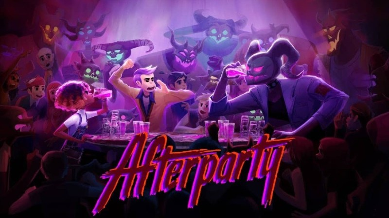 Review   Afterparty (2019)