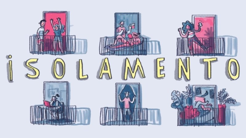Review HQ | Isolamento