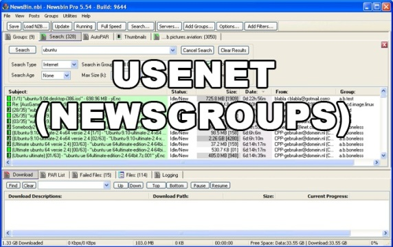 Downloading from usenet (newsgroups) – The best tutorial for all