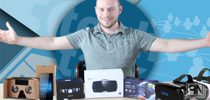 Best VR headset solution for Windows Phone owners