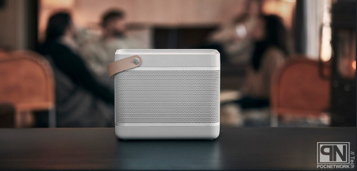 B&O Play unveiled their latest speaker this month (Beolit 17)