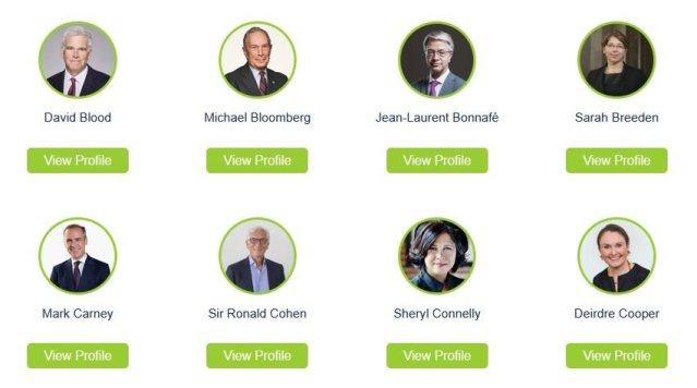 Parmi la centaine des orateurs du Green Horizon Summit.