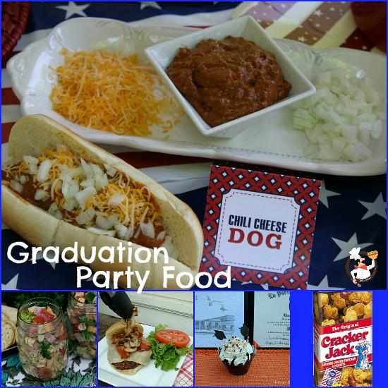 graduation party menu and