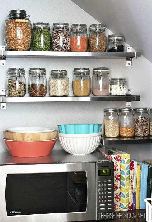 Kitchen Organizing Pantry Recipe  Pocket Change Gourmet