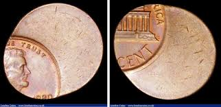Is there a special term for a blank coin, before the image is struck?