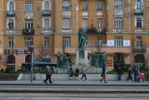 Mőricz Zsigmond square