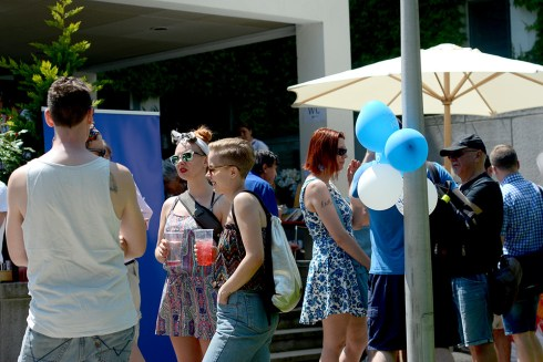 Restaurant Day at the Finnish Embassy