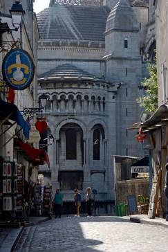 Morning in Montmartre