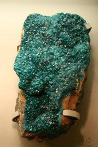 turquoise crystal