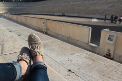 Panathenaic Stadium. Greece.