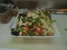 Roast Sweet Potato Salad
