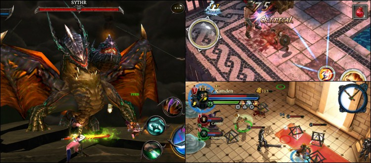 Best Free Android Actionrpgs For 2015