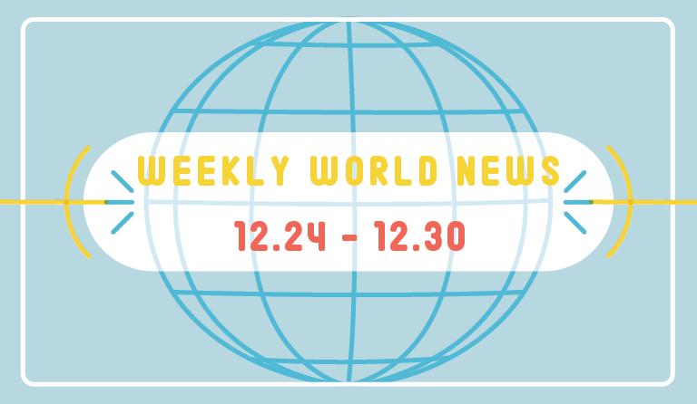 Weekly World News 12/24 – 12/30