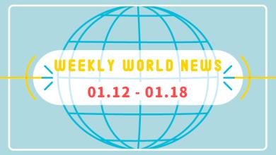 Photo of Weekly World News 01/12 – 01/18