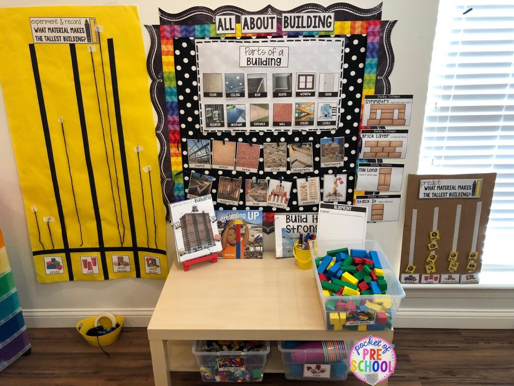 hight resolution of  physical science investigation for preschool pre k and kindergarten students in the science